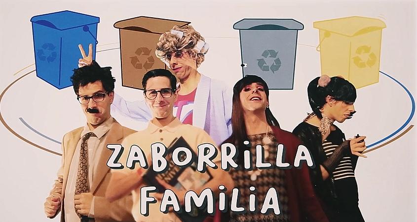 Familia ZABORRILLA